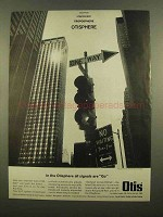 1965 Otis Elevator Ad - All Signals Are Go