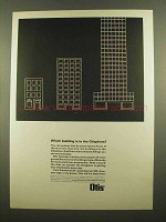 1965 Otis Elevator Ad - Which Building is the Otisphere