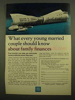 1965 New York Life Insurance Ad - Every Young Couple
