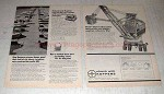 1965 Koppers Ad - Cellon-treated lumber, Dylite Foam