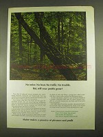 1967 Maine Department of Economic Development Ad