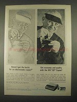1967 3M 107 Copier Ad - Bucks For Copier