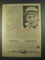 1967 3M 209 Copier Ad - Bing Crosby