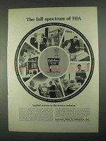 1967 Holiday Inn Ad - The Full Spectrum of HIA