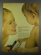 1967 Ivory Soap Ad - For Young Looking Skin Like This