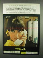1967 A.O. Smith Water Heaters Ad - Every Tuesday