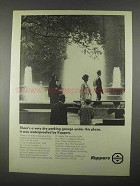 1967 Koppers Waterproofing Ad - Dry Parking Garage