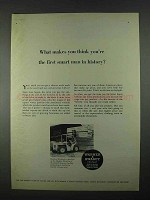 1967 Warner & Swasey Outdoor Lift Truck Ad
