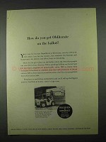 1967 Warner & Swasey Outdoor Lift Truck Ad - Obliterate