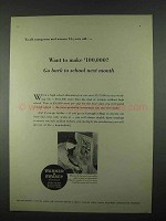 1967 Warner & Swasey Convertible Tape System Ad - School