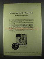 1967 Warner & Swasey Convertible Tape System Ad - For Country