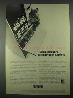 1967 Digital Linc-8 Computer Ad - Innovation Machines