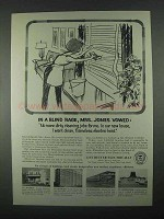1967 Edison Electric Institute Ad - In A Blind Rage