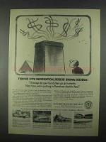 1967 Edison Electric Institute Ad - Fuming Indignation