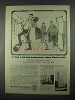 1967 Edison Electric Institute Ad - Moving Experience