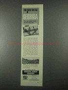 1967 Georgia Power Company Ad - Build For Less