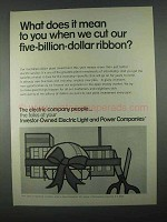1967 Investor-Owned Electric Light & Power Companies Advertisement