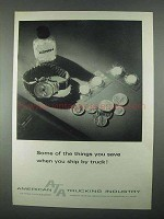 1967 ATA American Trucking Associations Ad - You Save
