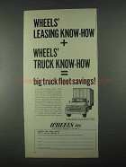 1967 Wheels Inc. Ad - Leasing Know-How