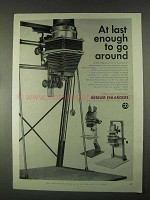 1967 Beseler Enlargers Ad - Enough to Go Around