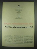 1967 Jet Propulsion Laboratory Ad - Make Something