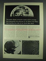 1967 Jet Propulsion Laboratory Ad - Space Photo Process