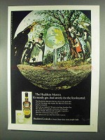 1967 Heublein Martini Ad, Strictly For the Lion-Hearted