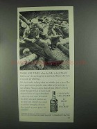 1967 Jack Daniel's Whiskey Ad - There are Times