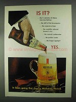 1967 Michelob Beer Ad - Is it?