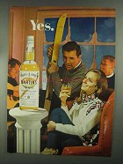 1967 Martin's Scotch Ad - Yes