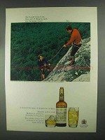 1967 Canadian Club Whisky Ad - Do I Really Have To