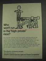 1967 Investor-Owned Electric Light & Power Companies Ad