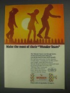 1967 Wonder Bread Ad - Make The Most Of