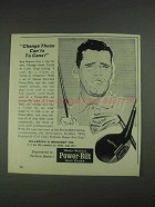 1967 Power-Bilt Golf Clubs Ad - Gay Brewer