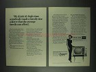 1967 Philco Model 5239 GY Television Ad - High Time