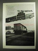1968 Baltimore Gas and Electric Co. Ad - Try This Approach