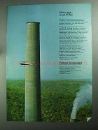 1968 Pullman Incorporated Ad - 850 Feet High in 35 Days