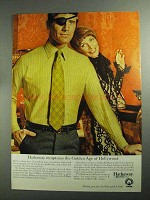 1968 Hathaway Shirts Ad - Golden Age of Hollywood