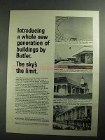1968 Butler Buildings Ad - Whole New Generation