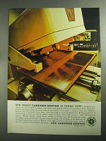 1968 Gardner-Denver Tape-Controlled Grid Drill Ad