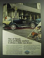 1968 Dana Corporation Ad - Profitable Markets