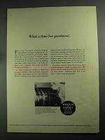1968 Warner & Swasey Cut-Off and Grooving Tools Ad - Greatness