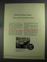 1968 Warner & Swasey SERVO-DRAFTER, PIN DRAFTER Ad - Wonderful