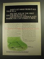 1968 Vepco Virginia Electric and Power Company Ad - Tour No.4