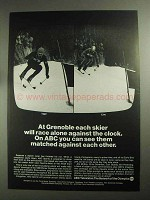 1968 ABC Television Ad - At Grenoble Skier Will Race