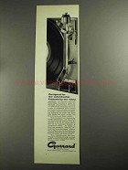 1968 Garrard SL 95 Turntable Ad - For Individualist