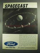 1968 Ford Motor Company Ad - Spacecast