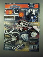 2004 Kuryakyn Motorcycle Products Ad - Technology Panacea