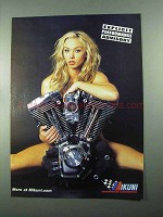 2004 Mikuni Performance Carburetors Ad - Explicit
