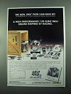 2004 JIMS Twin Cam Race Kit Ad - High Performance
